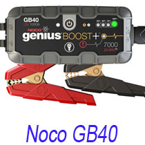 Noco GB40 Genius Booster de batterie