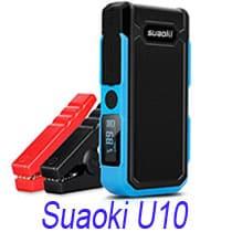 Suaoki U10 800A booster de batterie