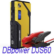DBPOWER DJS60 Booster de batterie