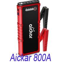 Aickar 800A booster de batterie