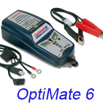 TecMate OptiMate 6 chargeur de batterie