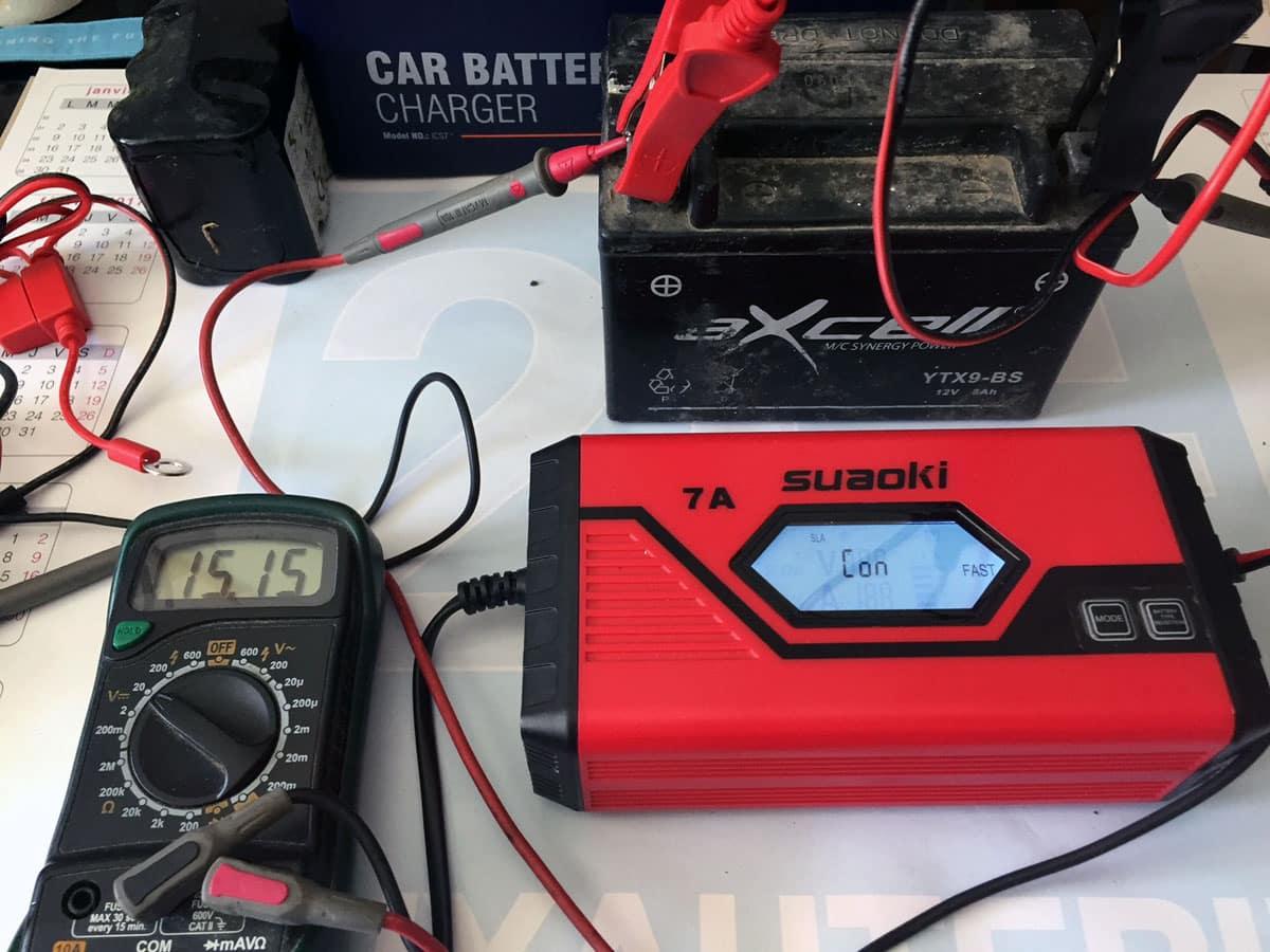 SUAOKI-chargeur-de-batterie-mode-con