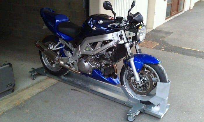 Tout sur le range moto