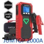 Jumtop 200A Booster de batterie