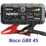 Noco GBX 45 Booster de batterie